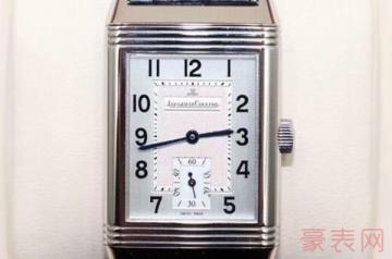 有积家超薄大师手表的回收价格表吗