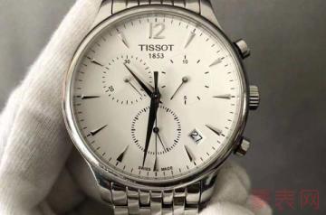 天梭1853手表在哪里可以回收到理想价位