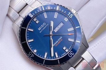 7000左右的美度手表能卖多少钱
