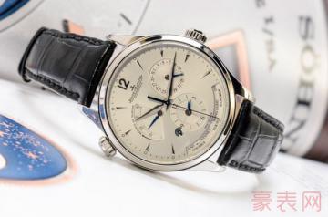 二手表店一般回收哪些品牌的手表