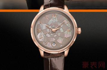 旧美度手表回收有哪些加分项