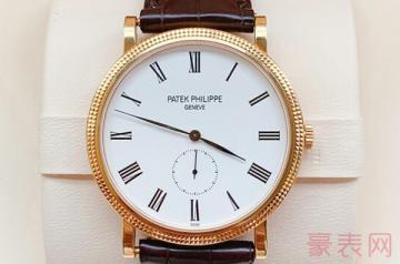 玫瑰金手表的回收价格会比较高吗