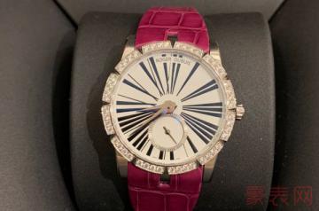手表在哪个店回收一般能得多少钱