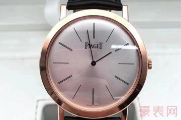 二手表的回收价格一般是原价的几折