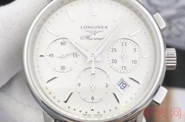 2万多的浪琴手表回收价格是多少