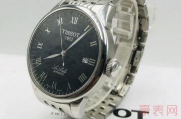 天梭手表的二手手表回收价格情况如何