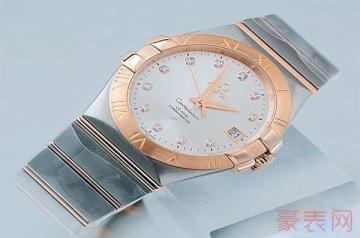 85年款式的欧米茄手表回收价格有多低