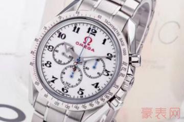 欧米茄5万块的一款手表能卖多少钱