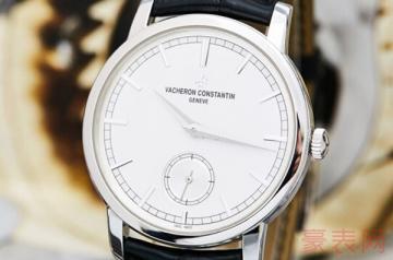 哪里回收江诗丹顿手表更专业