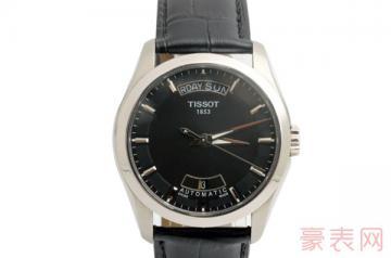 4000多的天梭力洛克手表回收能卖多少钱