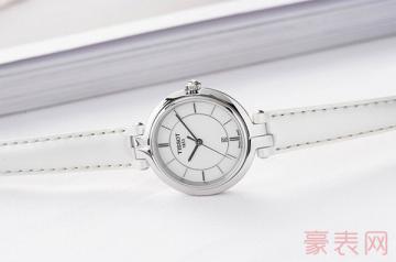 前几年的天梭手表有回收的吗