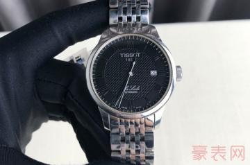 天梭1853手表回收价格跌势已成必然?