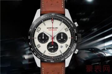 用了很久的万宝龙手表可以回收吗