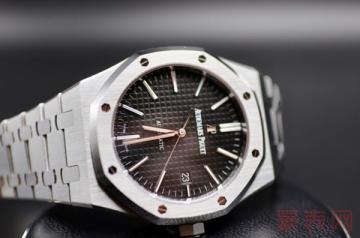 爱彼皇家橡树15400st手表回收价格如何