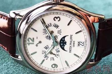 二手百达翡丽手表能卖上高价吗