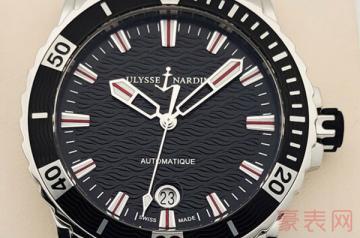 雅典手表回收价会不会跌破新低
