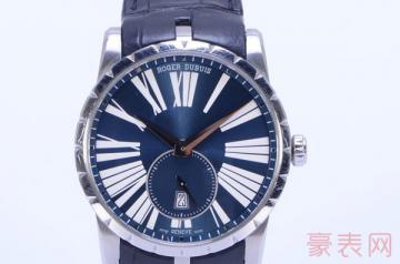 上等手表的回收价格大概是多少钱