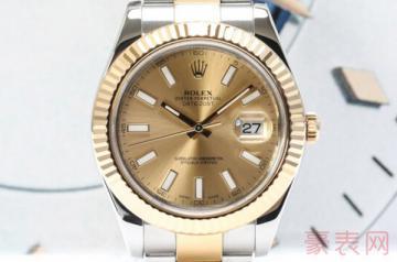 二手劳力士116333手表回收能卖多少钱