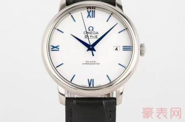 戴了一年欧米茄碟飞手表回收能卖多少钱