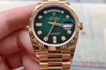 黄金材质的手表回收价格趋势怎样