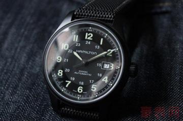 汉米尔顿手表回收一般啥价格
