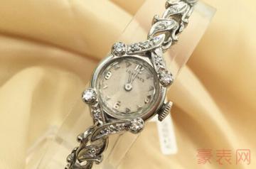 浪琴二手手表放哪去回收变卖呢?