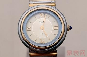 雷达手表有旧手表回收机构支持变现吗