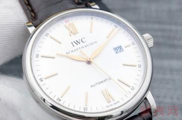揭秘二手回收iwc手表是什么价钱