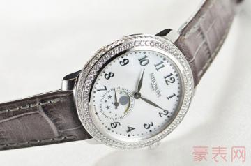回收百达翡丽手表多少钱取决于这一点
