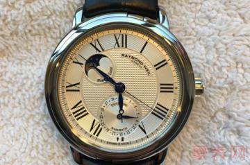 在蕾蒙威手表专卖店回收蕾蒙威手表吗