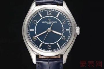 江诗丹顿手表回收价格几折 此地免费查询