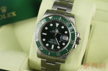 知名的二手手表回收是否更受欢迎