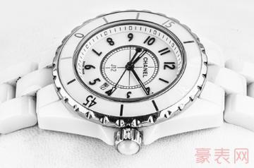 十年前香奈儿手表回收价格高吗