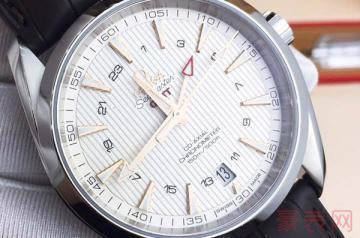 欧米茄海马手表二手回收还能卖多少钱