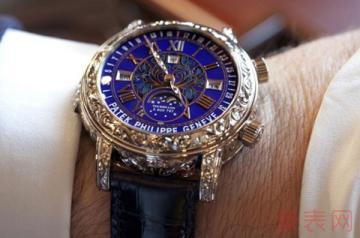 百达翡丽6002手表回收价钱如何