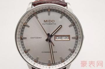 六千多的美度手表回收价格能有原价几折