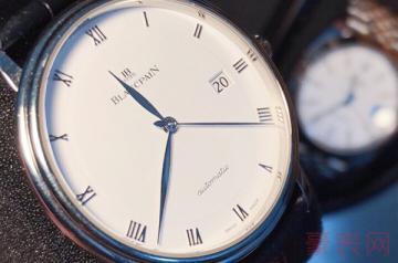 现在哪有二手手表回收的地方 安全性高不高