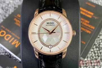 二手的美度贝伦赛丽手表回收能卖多少钱