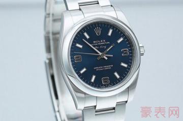 高保值的劳力士手表回收一般多少钱