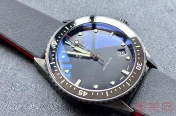 现在的二手表一般都是原价对折回收吗