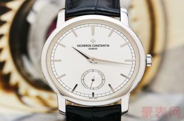 去哪里卖江诗丹顿二手手表值得