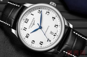 浪琴二手表回收多少钱受平台的影响吗