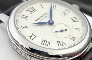 二手万宝龙手表回收价格随市场波动