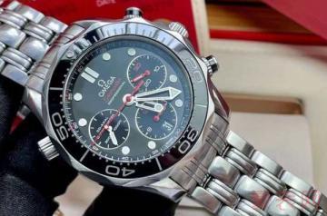 欧米茄海马2500机芯的手表二手的能卖多少钱