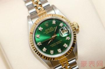 劳力士二手手表的回收地址难找吗
