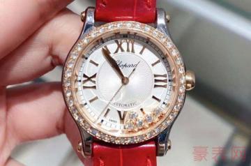 过保修期的萧邦手表回收价格是多少