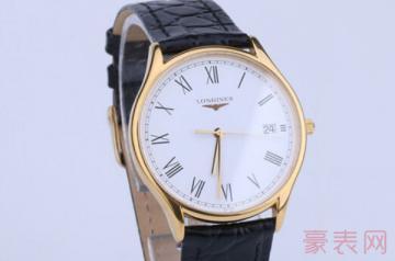 买来后多年未用的longines手表可以回收吗