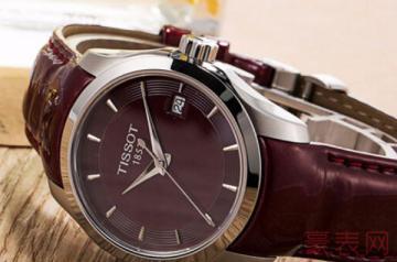 有没有在家能完成回收天梭二手表的方法