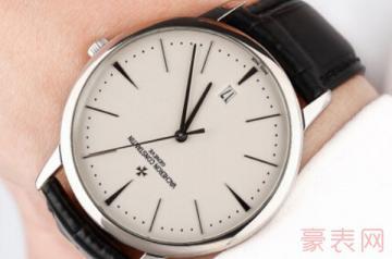 什么地方可以回收二手手表