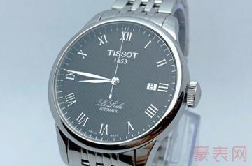 天梭手表当二手卖还值钱吗